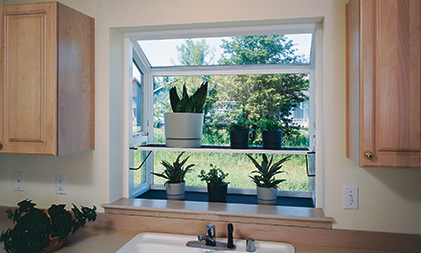 Garden Windows in Seattle, Lynnwood and surrounding areas